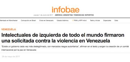 """Ilusión """"progresista"""" en nuevos intentos de mediación en Venezuela"""