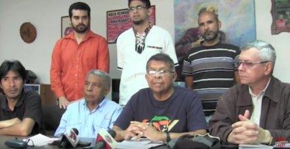 Llaman a marchar el 28N contra las medidas antiobreras de Maduro