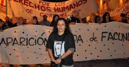 """Viviana Alegre: """"Algunos genocidas de la dictadura murieron, pero siempre quedan las semillas de ellos, en cómo los educaron"""""""