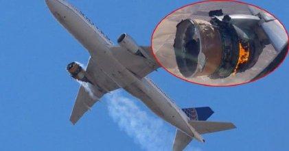 Boing anula sus aviones 777 con motores como el que cayó en un pueblo de Estados Unidos