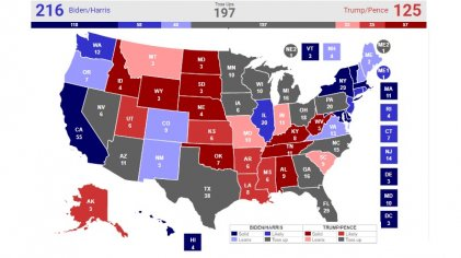 Últimas encuestas y guía de los estados clave para seguir las elecciones en Estados Unidos