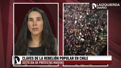 [Video] Claves de la rebelión popular en Chile