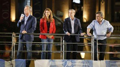 Macri cerró su campaña en Córdoba junto a Pichetto y Mario Negri