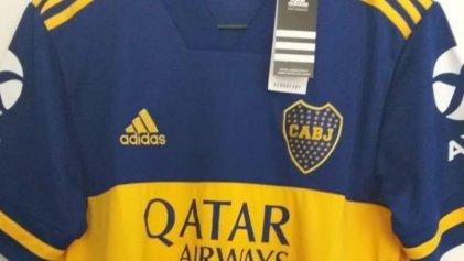 Boca: contrato millonario con Adidas para su nueva camiseta, que se presentará el 10 de enero