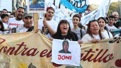 Organizaciones de DD. HH., políticas y sindicales critican la política represiva de Perotti