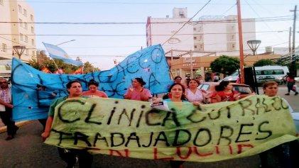 La impunidad del ministro Corradi Diez y el vaciamiento de Clínica Cutral Có