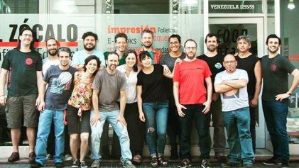 El Zócalo, una cooperativa en pie de lucha
