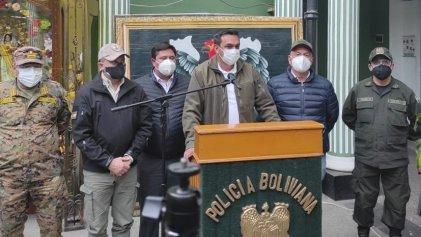 El Gobierno golpista anuncia nueva escalada represiva contra las protestas en Bolivia