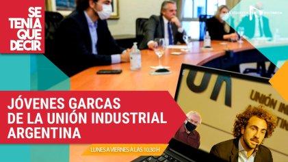 Jóvenes garcas de la Unión Industrial Argentina