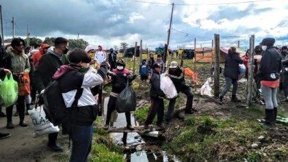 La Junta Interna de ATE-Garrahan dona $ 12.000 pesos a las familias de Guernica