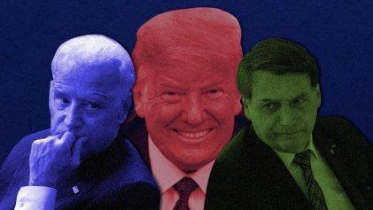 ¿Cuál es el destino de Bolsonaro ante una eventual derrota de Donald Trump?