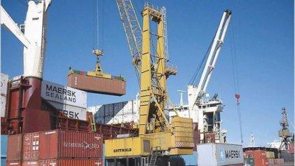 Fuerte caída de las exportaciones en octubre