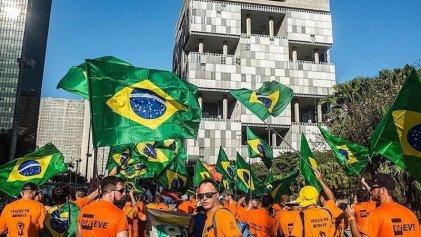 La lucha de los petroleros de Brasil ante la privatización de Petrobras