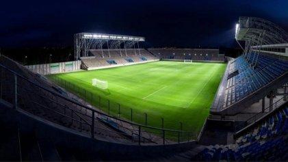 San Nicolás: Passaglia usa el Estadio para jugar con sus amigos