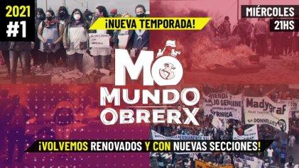 Mundo Obrerx segunda temporada: luchas, historia, arte y mucho más