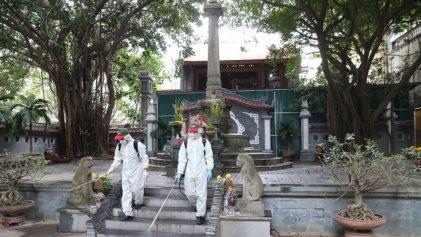 Vietnam: descubren nueva cepa de mayor propagación y fuerte dispersión en el aire
