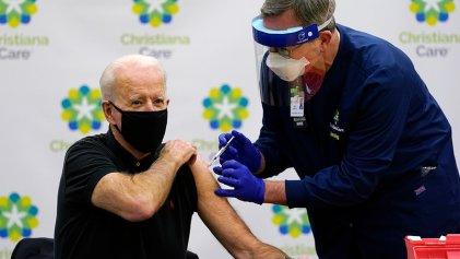 Sin muchas certezas: EE. UU donará vacunas a la Argentina, pero no precisó cuantas