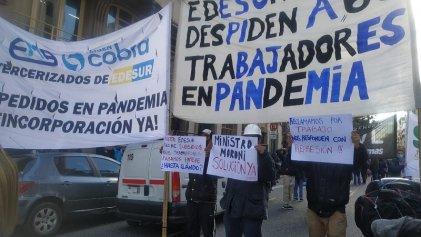 Funcionarios del Ministerio de Trabajo avalan fraude y despidos de la subsidiada Edesur