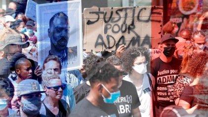 Juventud y antirracismo en Francia