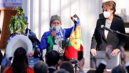 Elisa Loncon: ¿Quién es la presidenta mapuche de la Convención Constituyente?