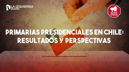 Entrevista: ¿qué expresaron las elecciones primarias en Chile?
