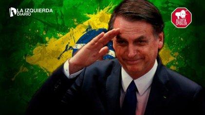 [Entrevista]: Bolsonaro, sus amenazas reaccionarias, las movilizaciones y el rol del PT