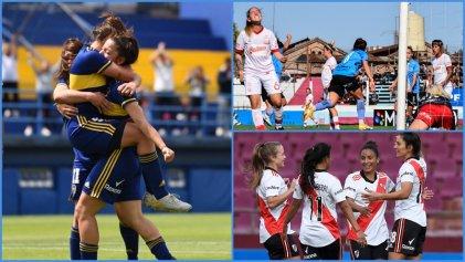 Empieza la 8° fecha del campeonato femenino y Argentina juega fecha FIFA