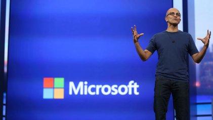 Valor de mercado de Microsoft vuelve a superar los 500.000 millones de dólares
