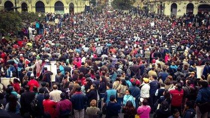 Perú: huelga docente golpea a Kuczynski y a la burocracia sindical