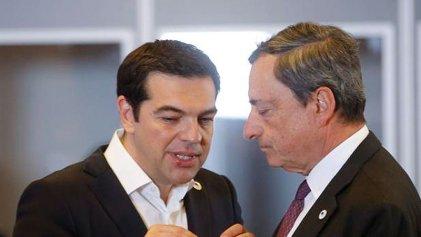 Los Bancos centrales de la UE ganan 7.800 millones a costa de la deuda griega