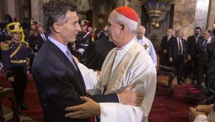 Demagogia celestial: la Iglesia anuncia tratativas para renunciar al aporte estatal