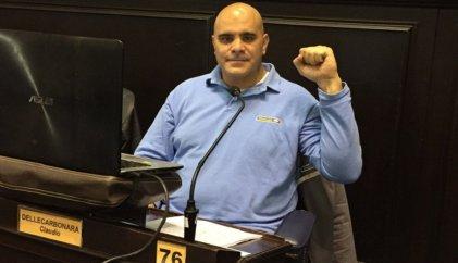 El sindicato del subte saluda la asunción de Claudio Dellecarbonara como diputado del FIT