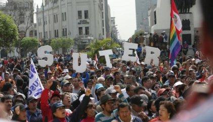 Perú: la victoria de la huelga docente y la crisis en el gobierno