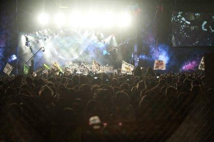 La Renga sigue detonando sueños en Huracán