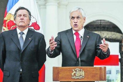 Piñera emplaza a Bachelet a tomar posición contra Gobierno de Maduro