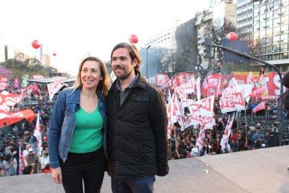 Myriam Bregman y una importante elección del FIT Unidad a Diputados