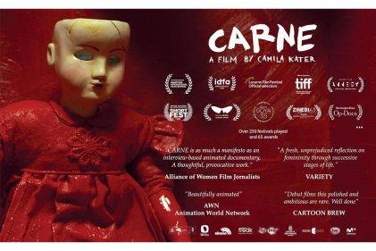 Camila Kater, una mirada feminista del cine de animación