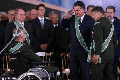 Cruce entre Justicia y Ejército de Brasil por presiones para meter preso a Lula en 2018