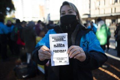 Mujeres tercerizadas del ferrocarril: su lucha frente a la complicidad del gobierno con las empresas