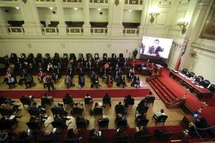 Chile: Convención pide al Congreso dominado por la derecha que dé amnistía a los presos políticos
