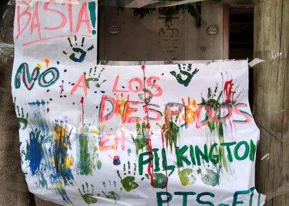 Despidos en la multinacional Pilkington: trabajadores se declaran en asamblea permanente