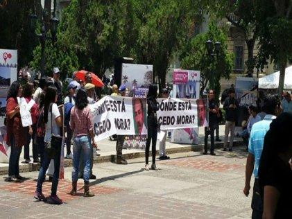 ¿Dónde está Alcedo Mora? Más de 110 días de búsqueda infatigable