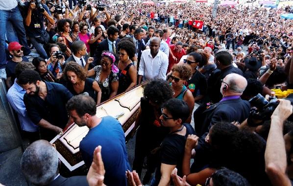 Marielle Franco: la herida del golpe se puso de manifesto