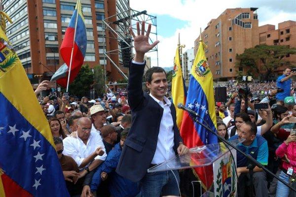 Con Trump y el imperialismo no hay salida para los trabajadores y el pueblo venezolano