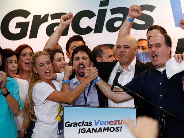 Las legislativas venezolanas y el giro a la derecha en latinoamérica